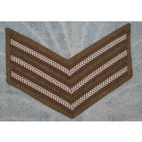 ARMY RANK CHEVRONS
