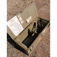 EX-ARMY MAG 58/ M79 TRANSIT CRATE / BOX