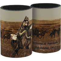 DRINK HOLDER / COOLER - MILITARY CONFLICTS BEERSHEBA