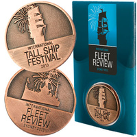 COLLECTIBLE PENNIES - IFR TALL SHIPS