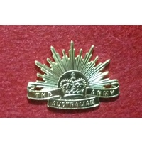 ARMY CORPS BADGES - RISING SUN
