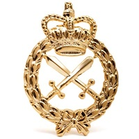 ARMY CORPS BADGES RCMP
