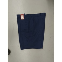 WORKWEAR CARGO SHORTS NAVY BLUE