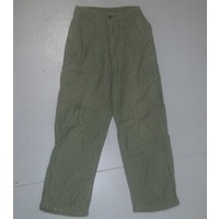 U.S. OG-107 TROUSERS WELL USED