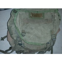 AUST M1956 BUM PACK COMBAT USED vietnam to 1980's issue with steel buckles
