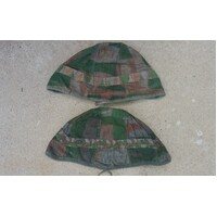 SWISS ARMY CAMOUFLAGE HELMET COVERS