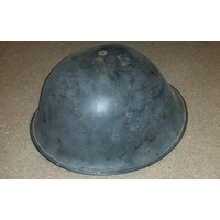 BRITISH Mk4 TURTLE SHELL HELMET USED