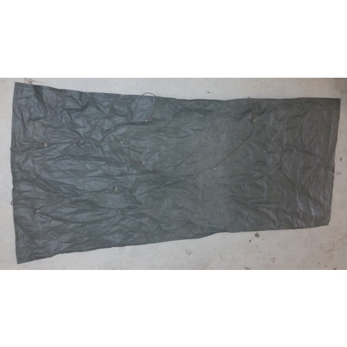 GROUND SHEET / SHELTER GOOD CONDITION AUST ARMY ISSUE