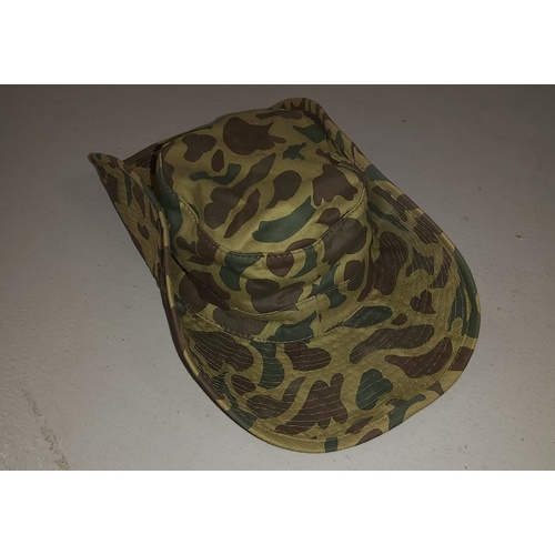 U.S. DUCK HUNTER SPECIAL FORCES CAMO BOONIE HAT