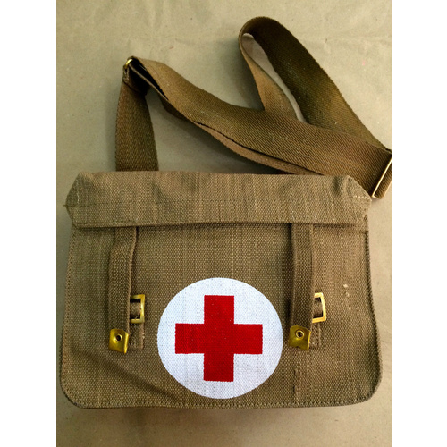 COMMONWEALTH PATTERN MEDICAL SATCHELL